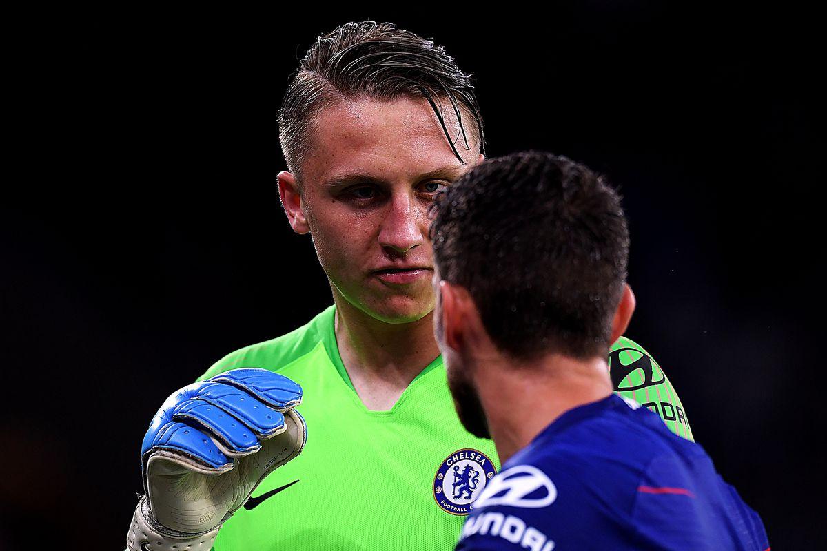 PSG sign Chelsea's 19yo keeper Marcin Bułka - Bóng Đá