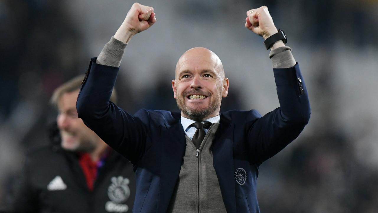 Spurs is most important match in Ajax stadium's history, says Erik ten Hag - Bóng Đá