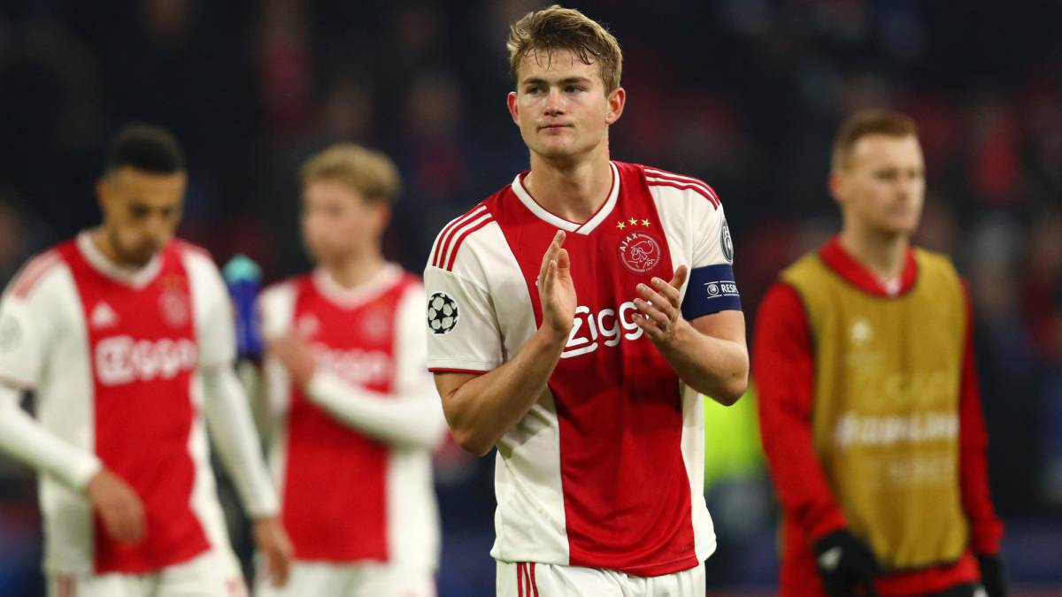 Liverpool, Man Utd hay Barca: 3 lý do để tin cuộc đua De Ligt đã ngã ngũ - Bóng Đá