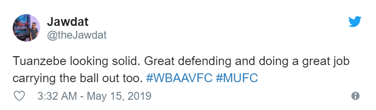 Manchester United fans are all saying the same thing about Axel Tuanzebe after Aston Villa performance - Bóng Đá