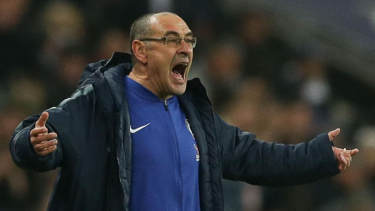 Roman Abramovich ready to sack Maurizio Sarri after Chelsea's Europa League final - Bóng Đá