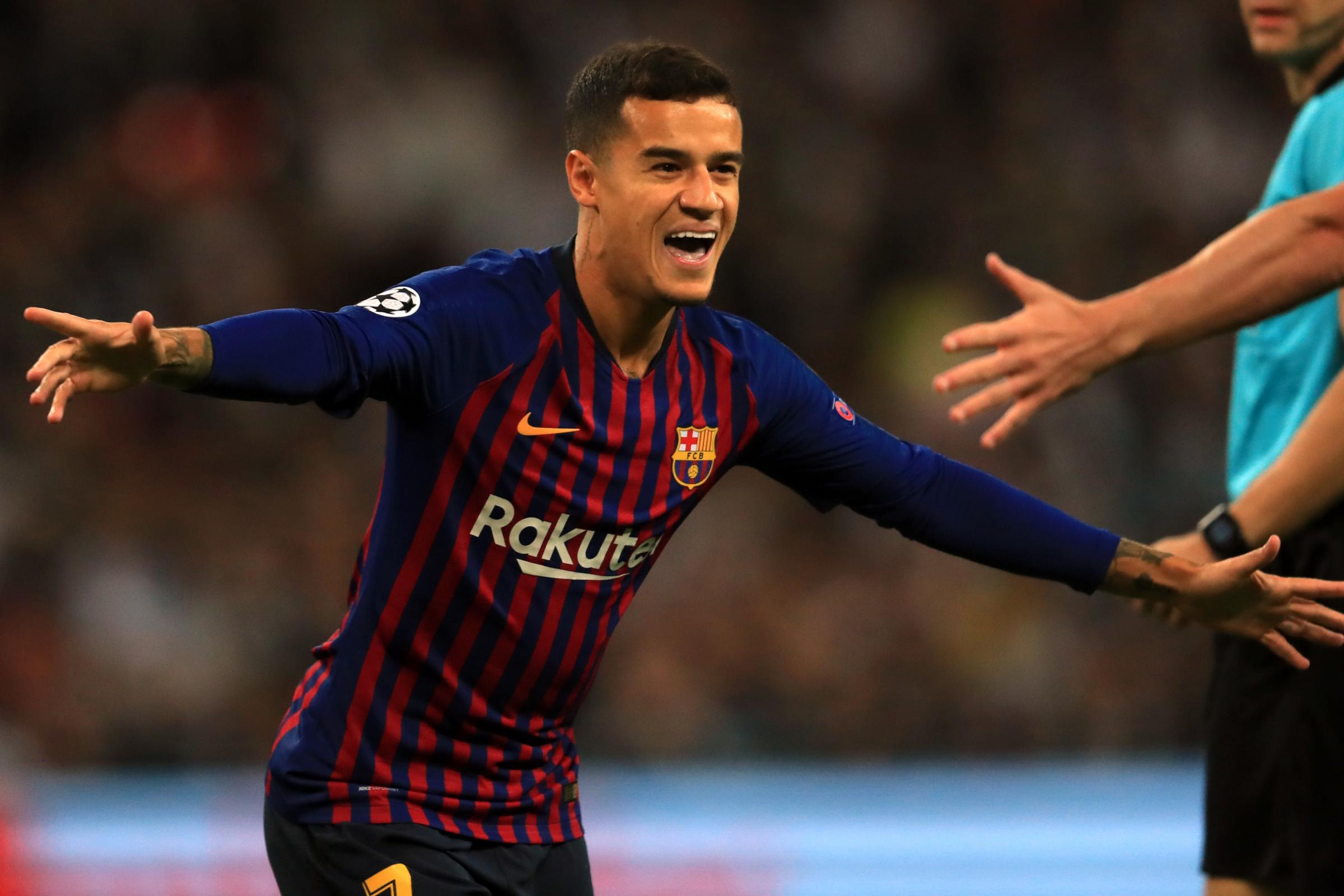 Barca muốn bán Coutinho - Bóng Đá
