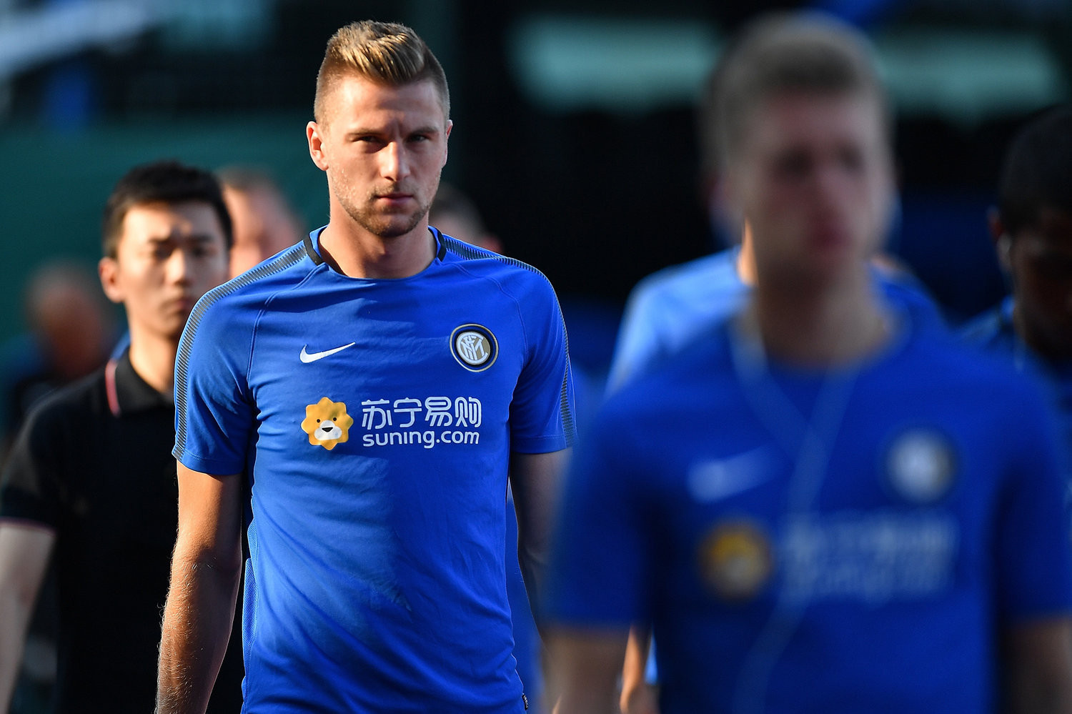 Skriniar rubbishes Real Madrid links and expects to sign Inter extension - Bóng Đá