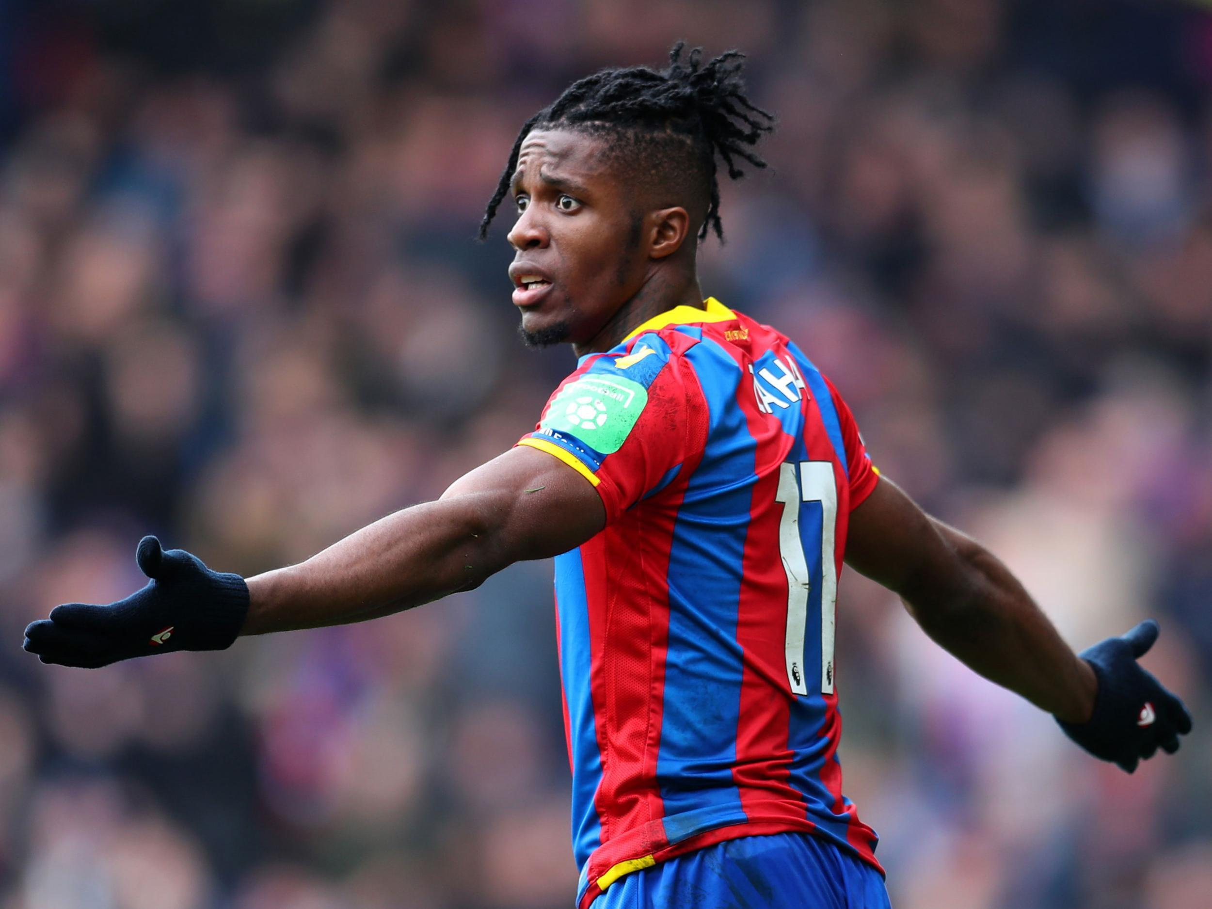 Charlie Nicholas comments as Arsenal reportedly target Crystal Palace's Wilfried Zaha - Bóng Đá