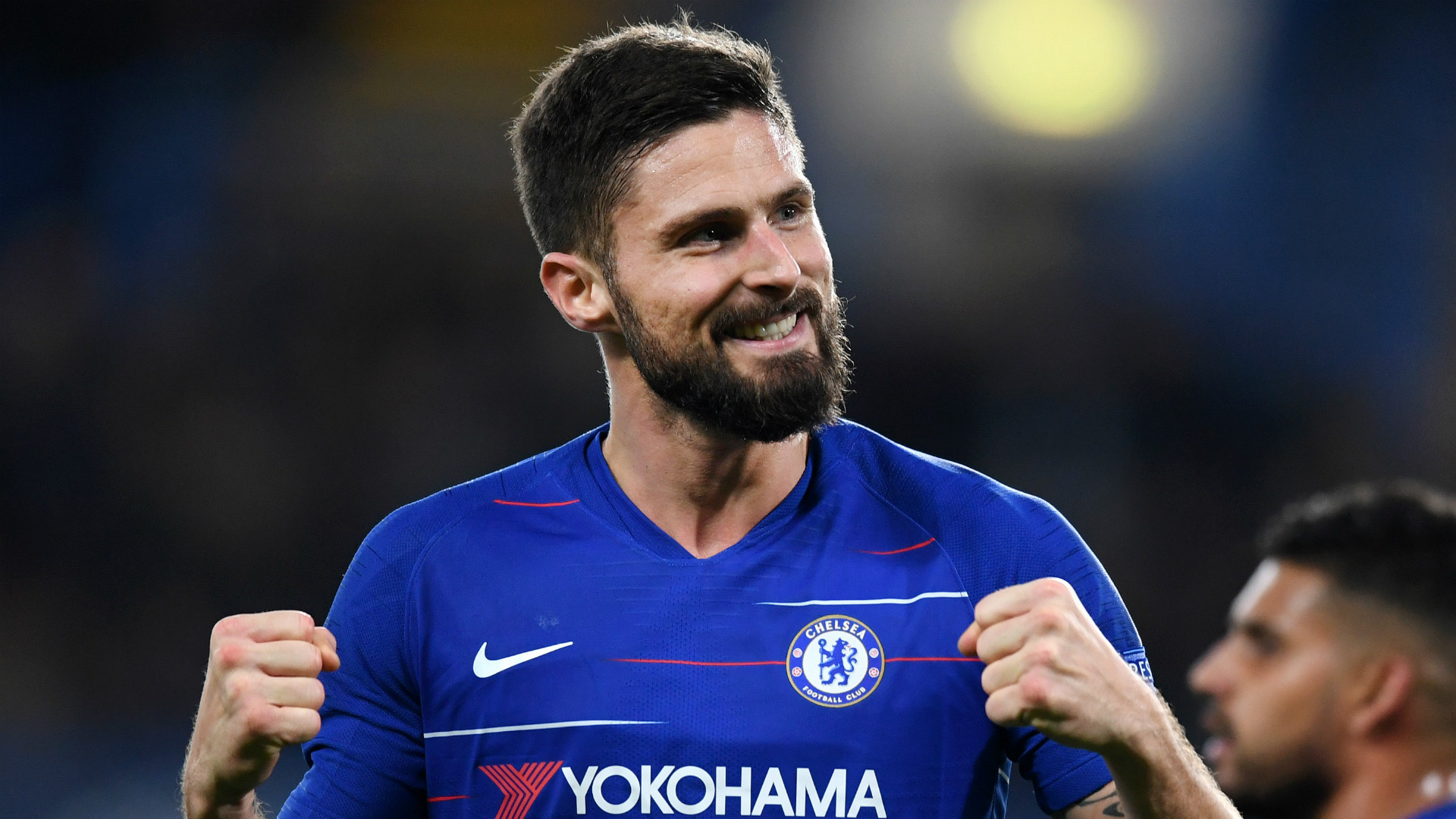 'My blood is blue now' - Giroud won't hold back against Arsenal in the Europa League - Bóng Đá