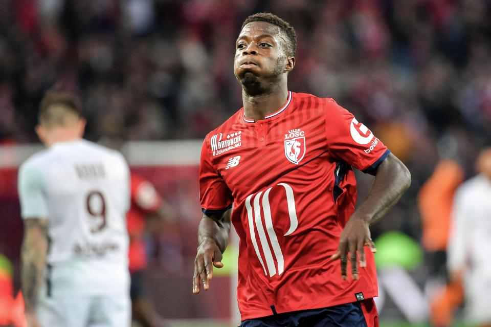 Arsenal in Nicolas Pepe talks with Unai Emery desperate for deal… but there's a catch - Bóng Đá