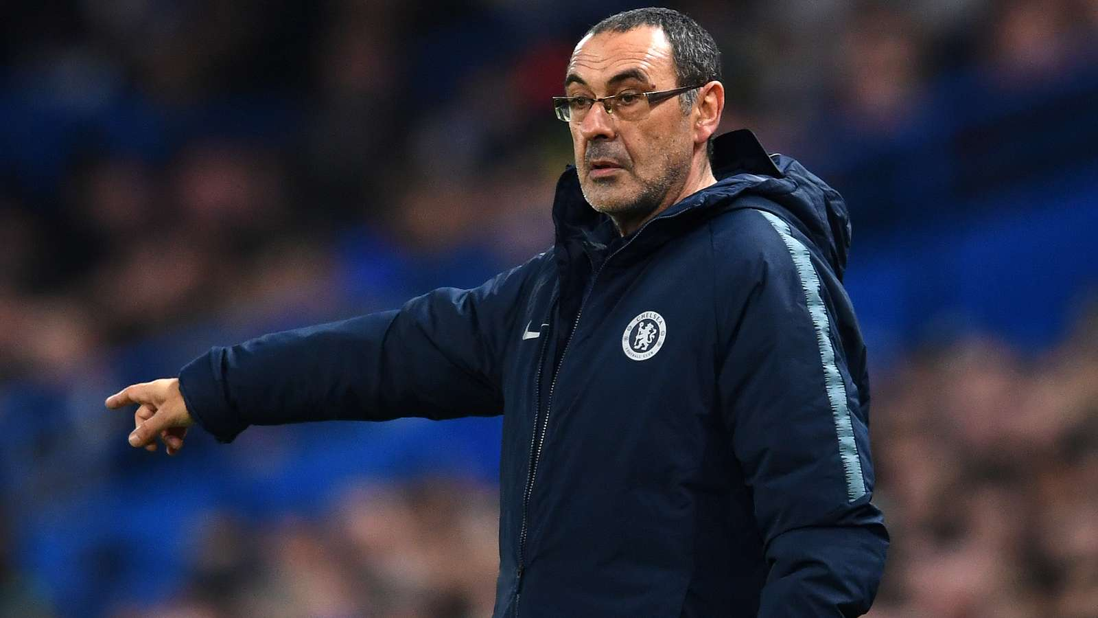 Sarri lên tiếng khẳng định muốn ở lại Chelsea - Bóng Đá