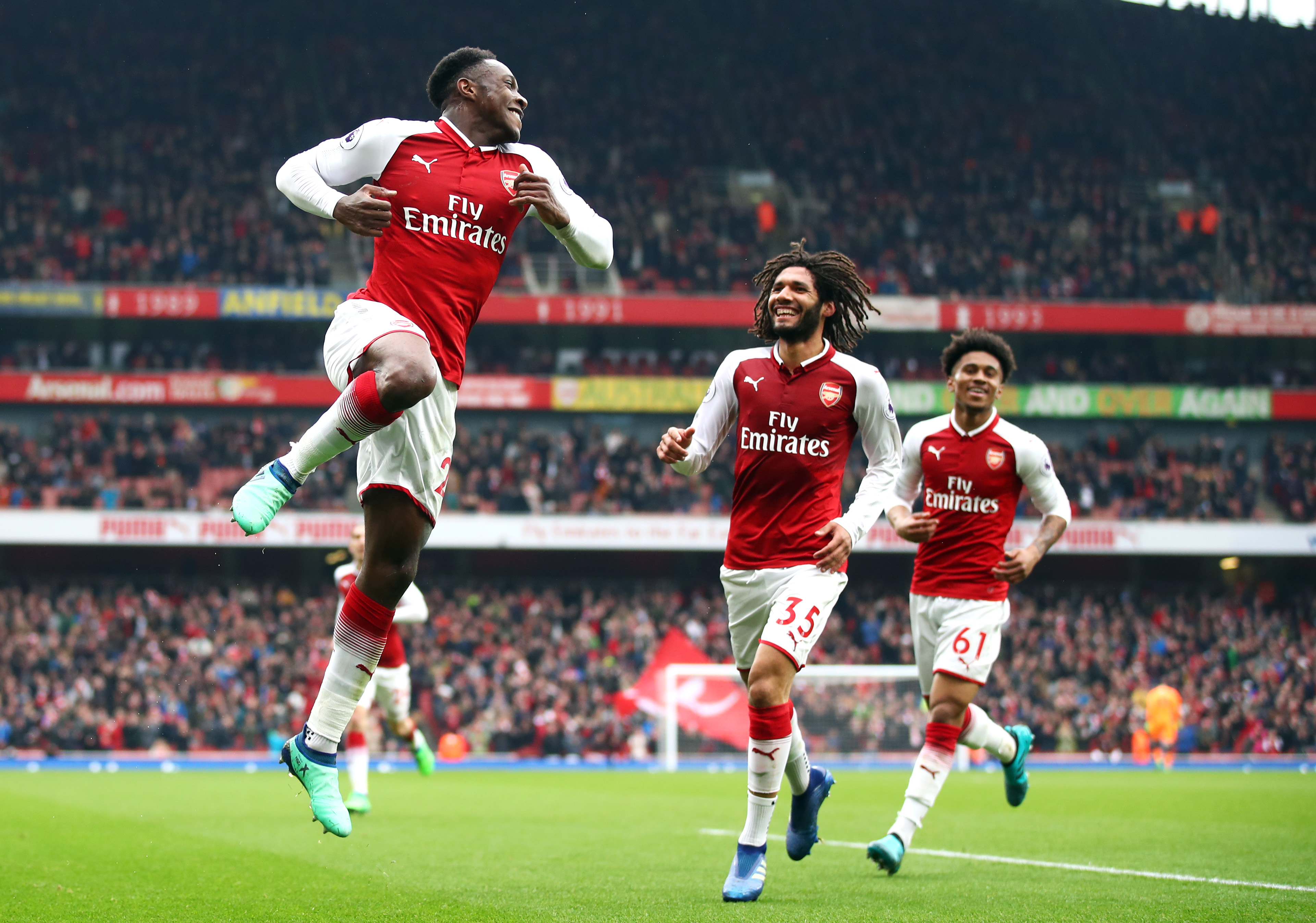 Arsenal chief explains decision to let Danny Welbeck leave on free transfer - Bóng Đá