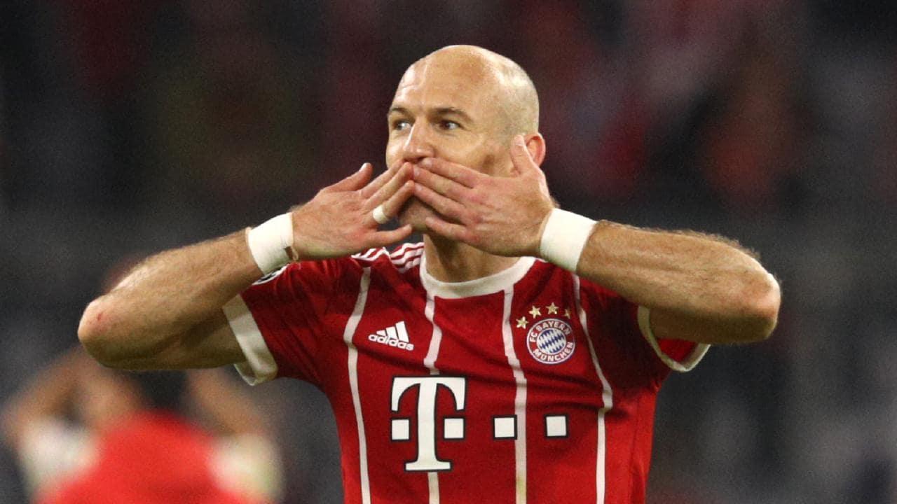 Robben lên tiếng nói về Bayern Munich - Bóng Đá
