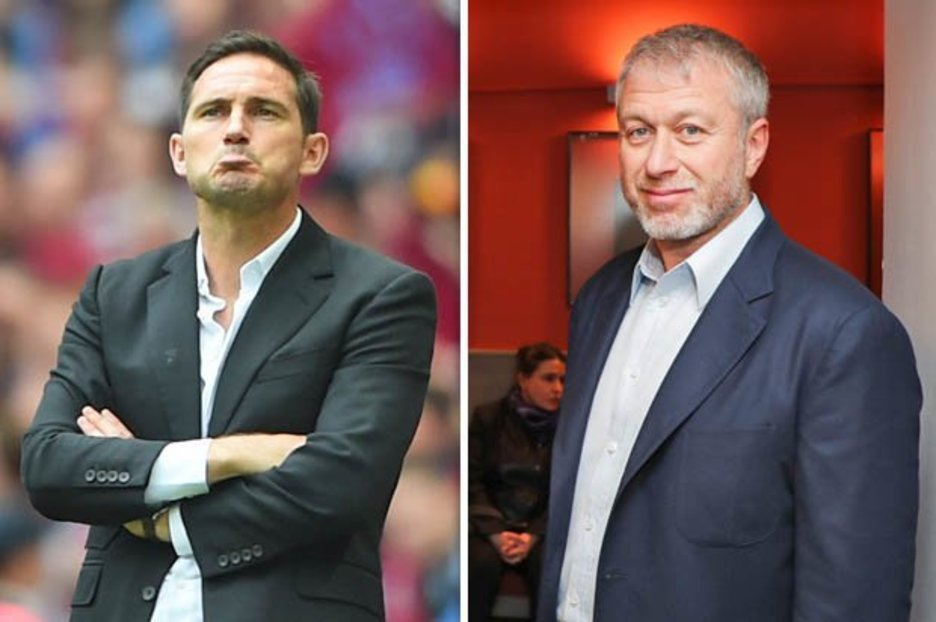 What Chelsea chief Roman Abramovich has told Frank Lampard about transfer plans - Bóng Đá