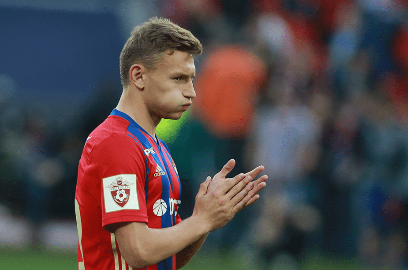 Liverpool join Arsenal and Man United in the race to sign CSKA Moscow striker Fedor Chalov - Bóng Đá