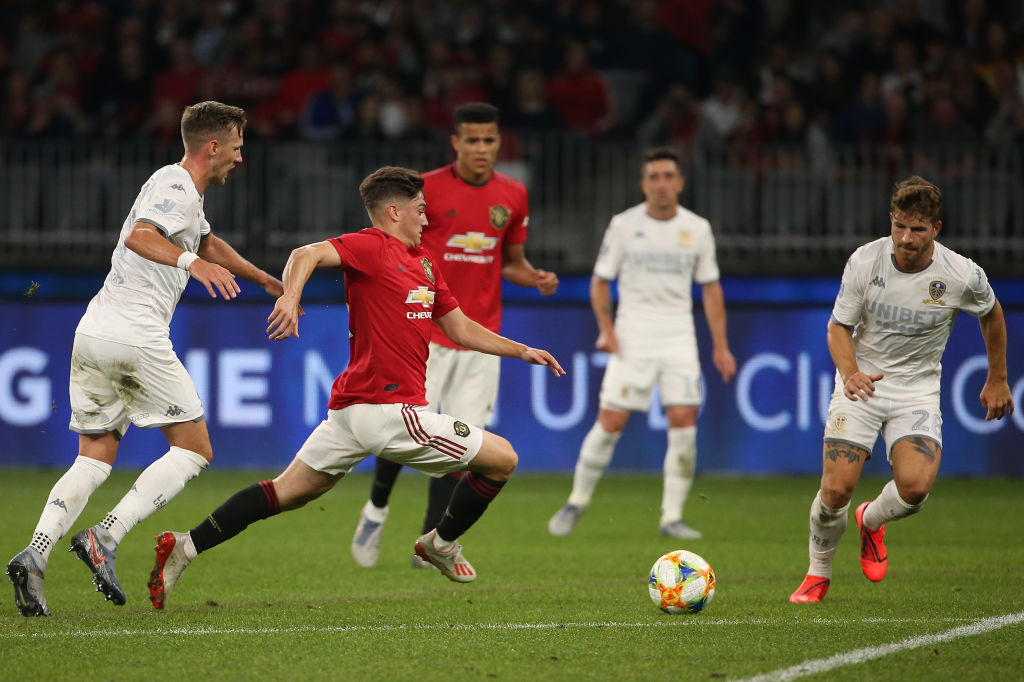 How Rio Ferdinand reacted to what Dan James did in United win - Bóng Đá