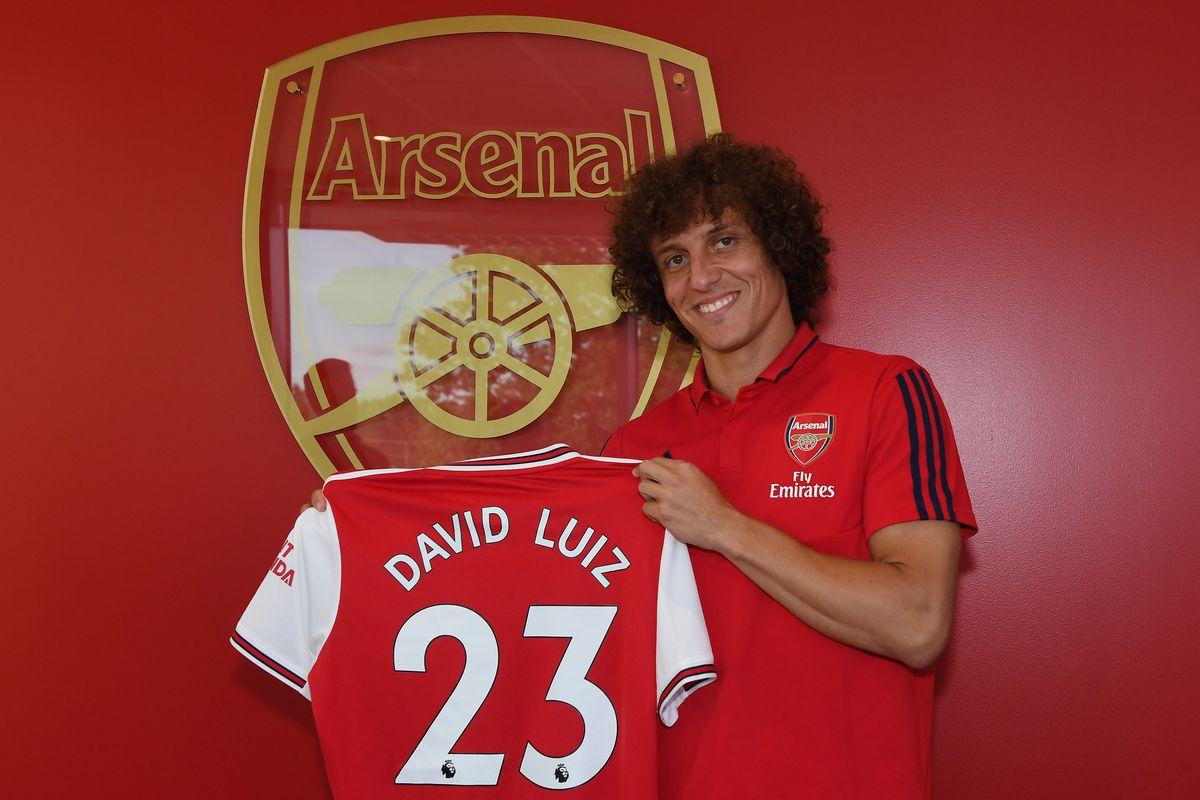 Martin Keown nói về David Luiz - Bóng Đá