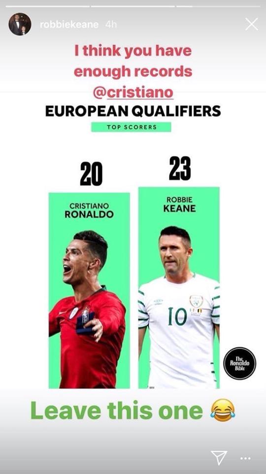 Cà khịa Ronaldo, cựu sao Liverpool được phen
