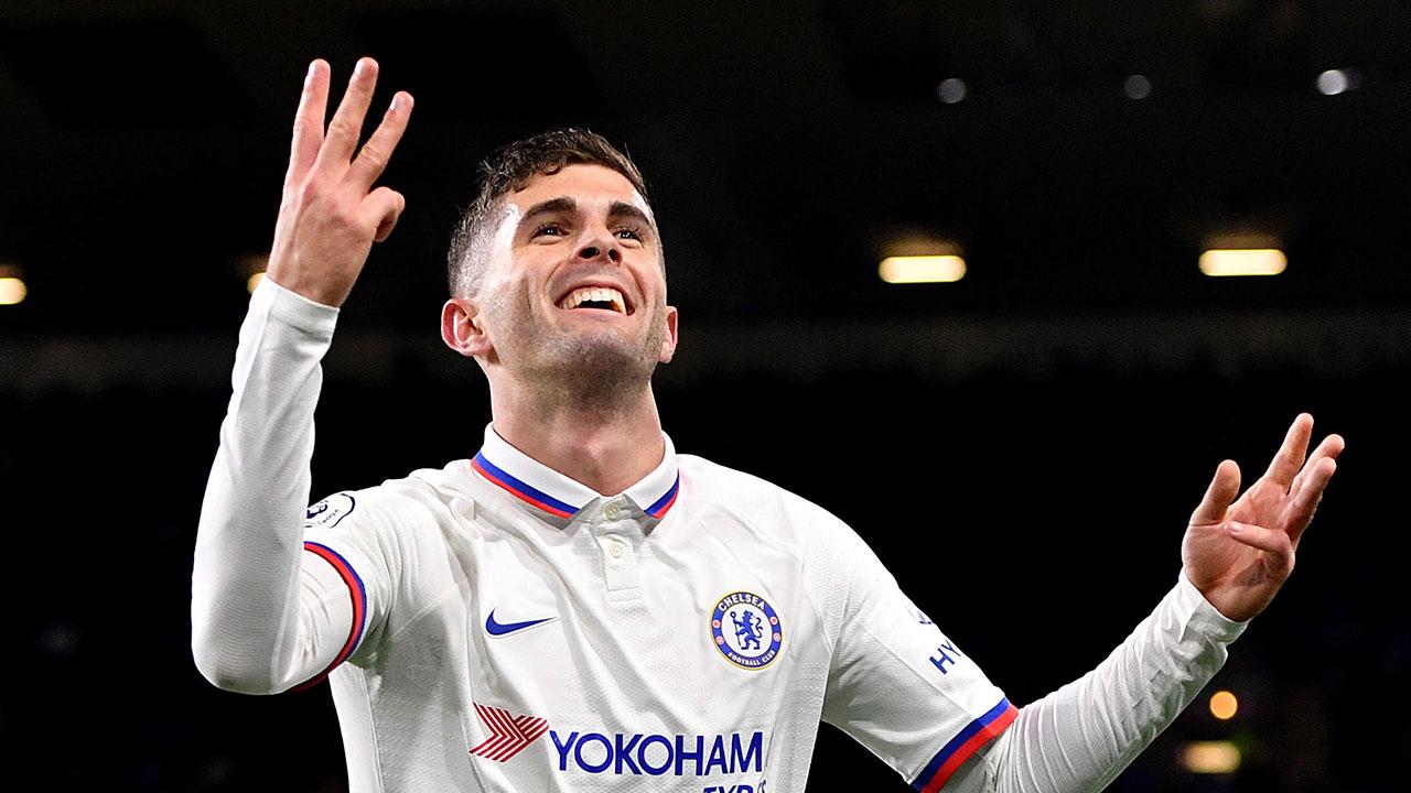 Chelsea có 13 cầu thủ khác quốc tịch ghi hattrick tại Premier League - Bóng Đá