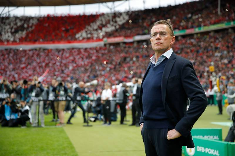 Man Utd keeping tabs on Ralf Rangnick as part of Ole Gunnar Solskjaer contingency plan - Bóng Đá