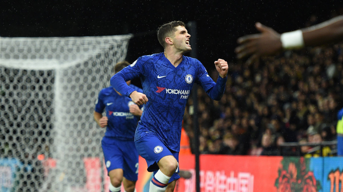 Frank Lampard explains why he loved Christian Pulisic goal as 'top' Chelsea star praised - Bóng Đá