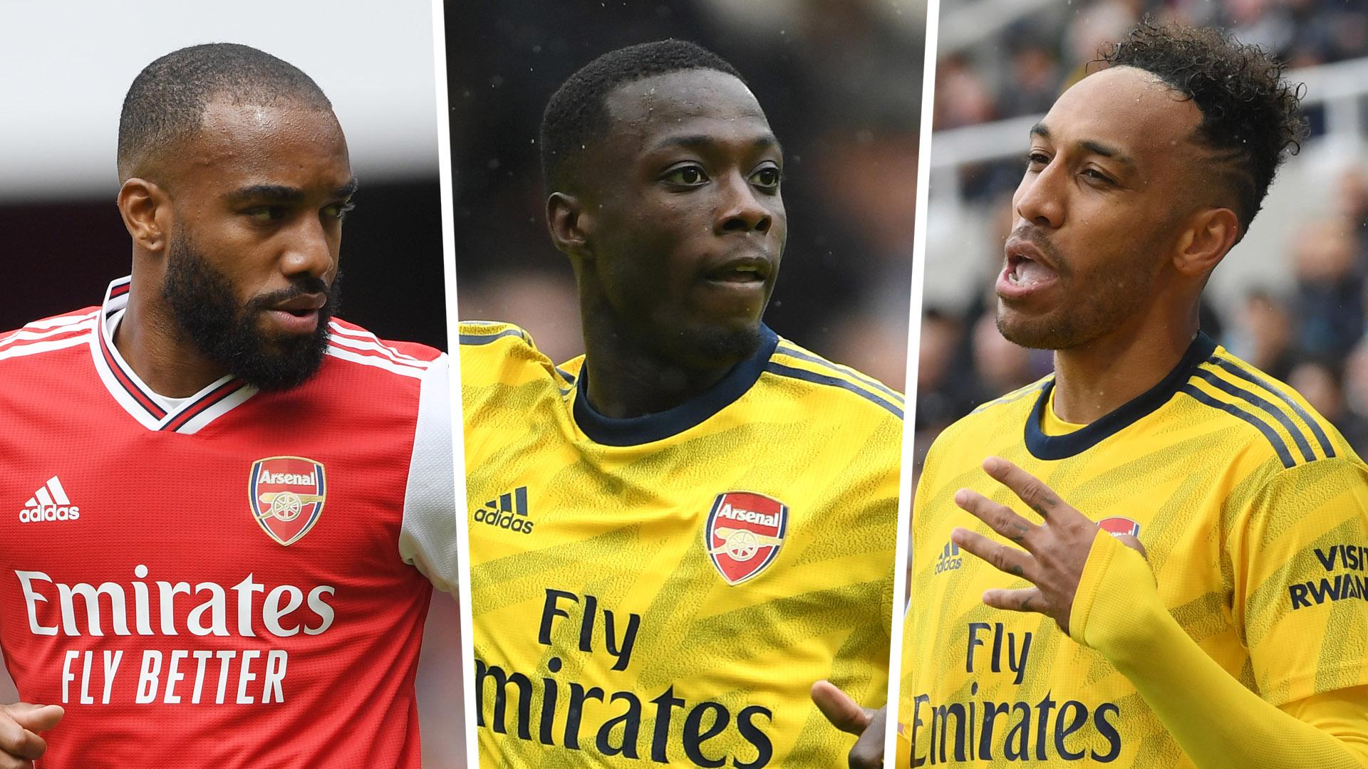 Arsenal chọn được