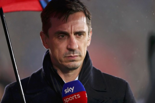 Manchester United still need 'four or five' new signings despite improved run, says Gary Neville - Bóng Đá