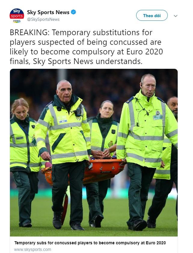 UEFA thay đổi lớn, tránh tái diễn