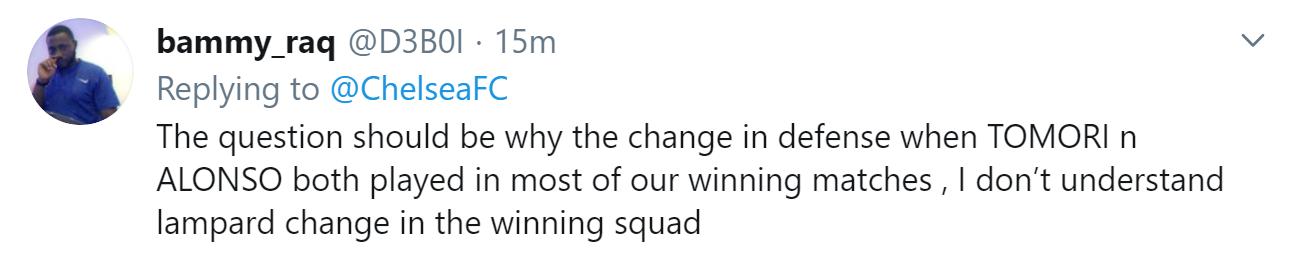 Phản ứng NHM Chelsea sau trận - Bóng Đá