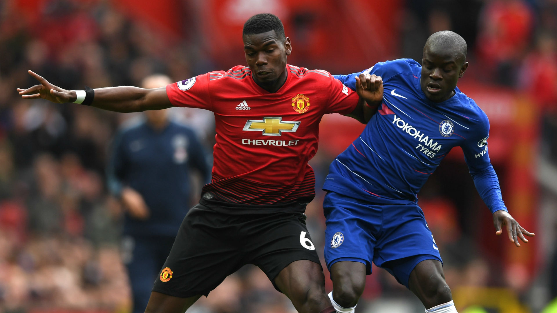 Man Utd advised to make N'Golo Kante swap bid to Chelsea with Paul Pogba as transfer bait - Bóng Đá