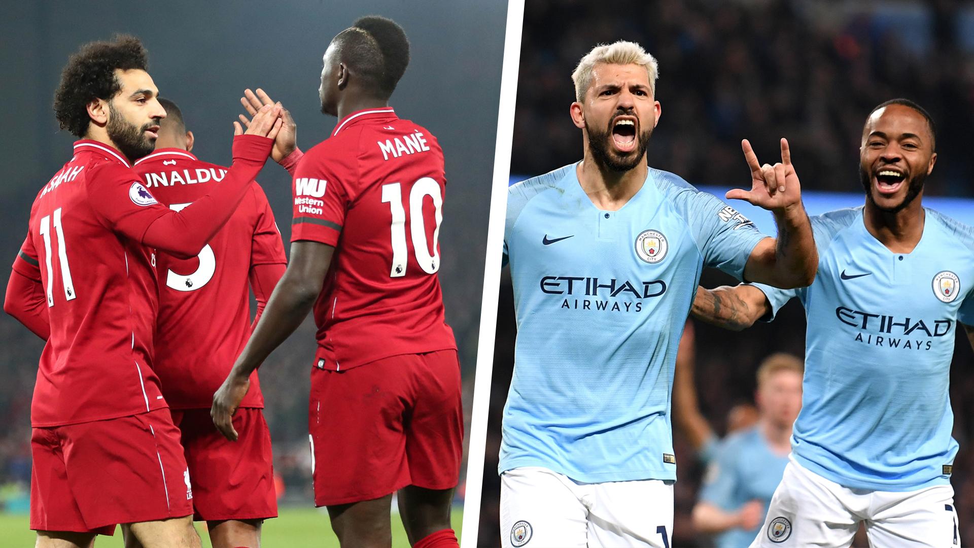 Man City và Liverpool giúp Premier League