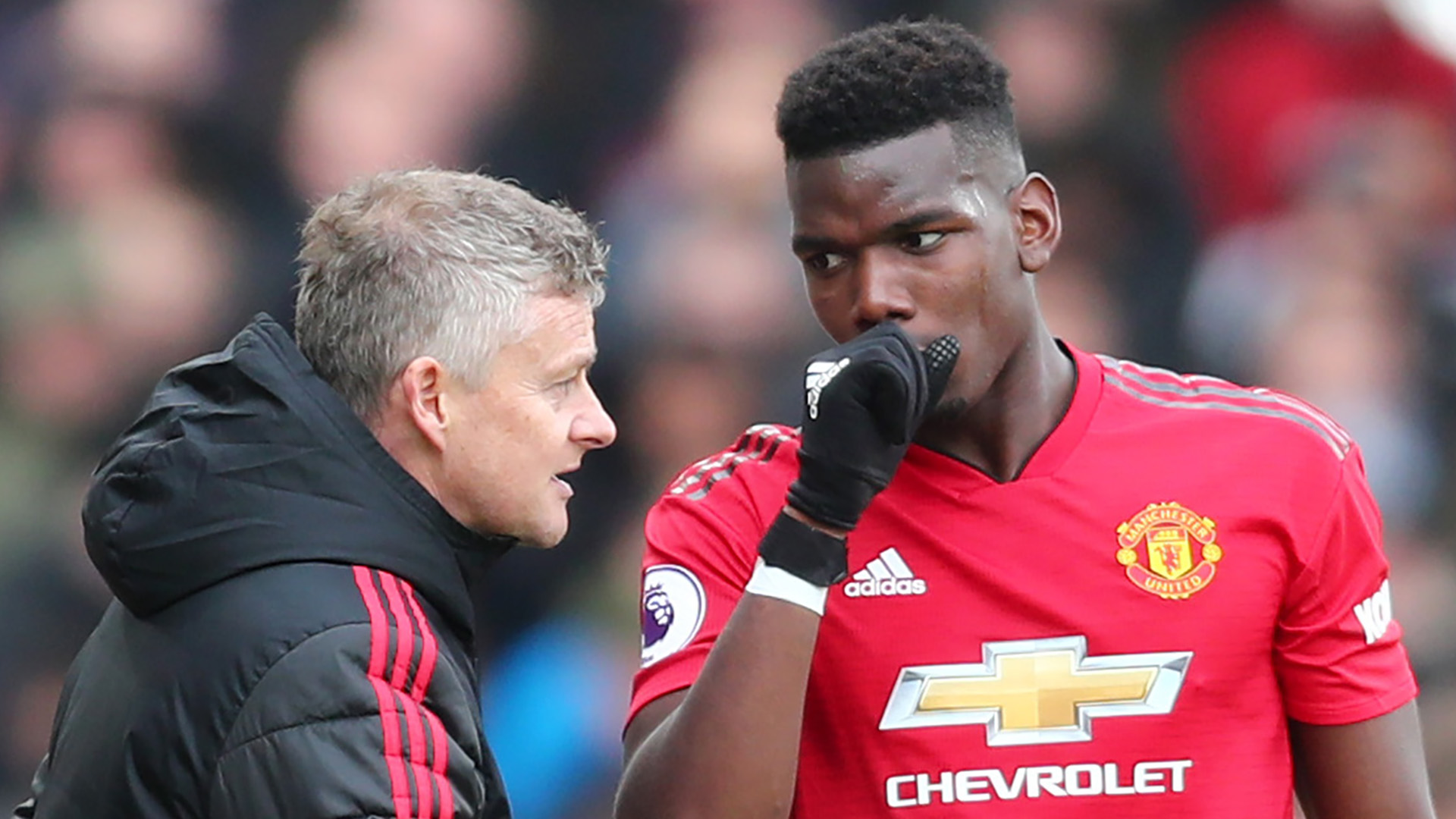 Man Utd to allow Paul Pogba transfer exit if Ole Gunnar Solskjaer gets Ed Woodward promise - Bóng Đá