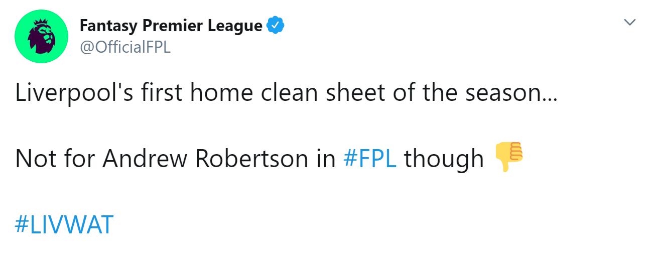 Liverpool có trận sạch lưới sân nhà đầu tiên của mùa giải - Bóng Đá