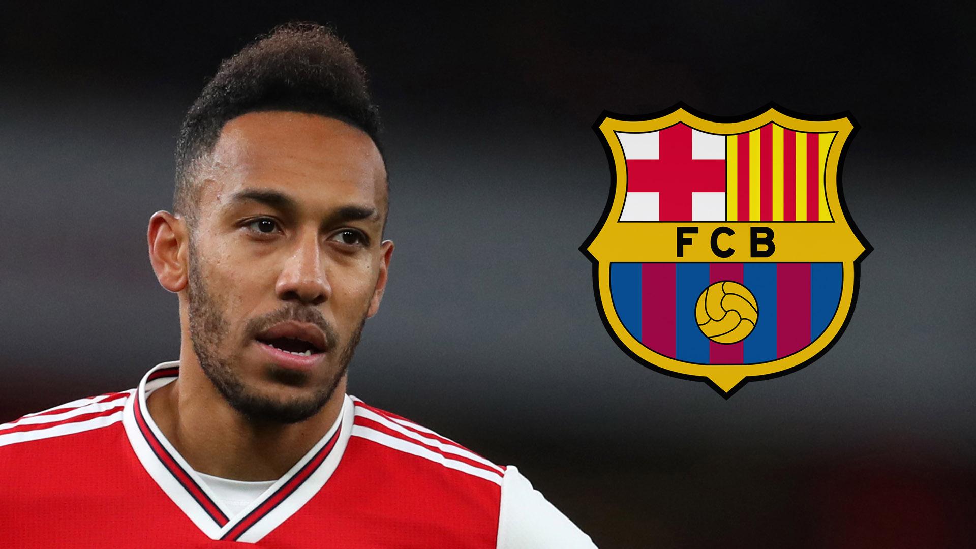 Barca nhập cuộc, khả năng Arsenal mất Aubameyang đang lớn hơn bao giờ hết - Bóng Đá