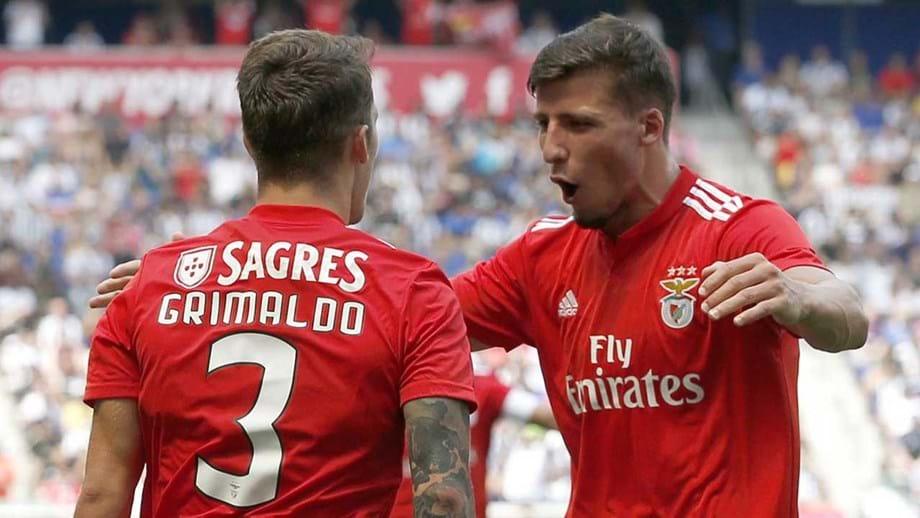 Man City xem giò Ruben Dias và Grimaldo - Bóng Đá