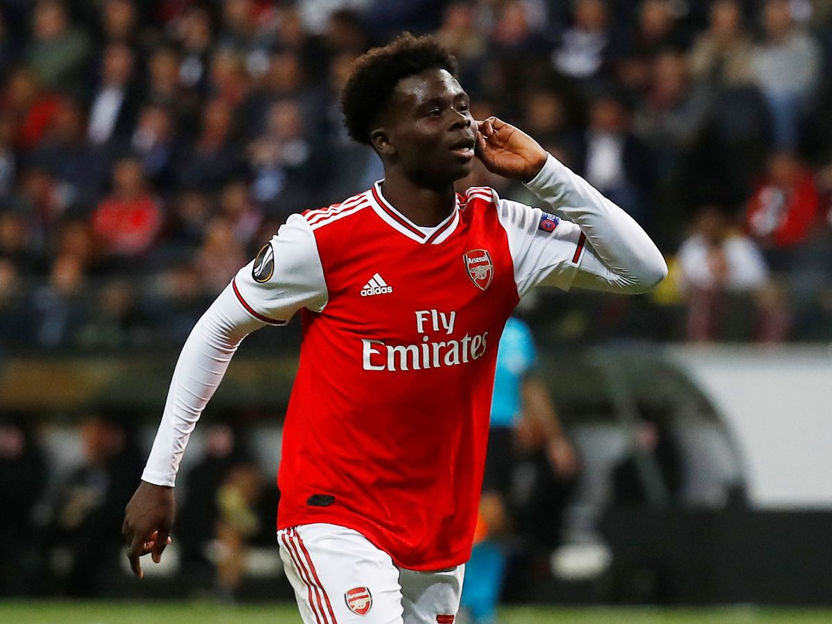 Arsenal ký hợp đồng với Bukayo Saka, chặn đứng tham vọng của MU LIV - Bóng Đá