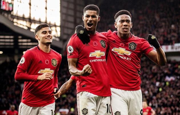 Man Utd có thể giành tối đa bao nhiêu điểm mùa này? - Bóng Đá