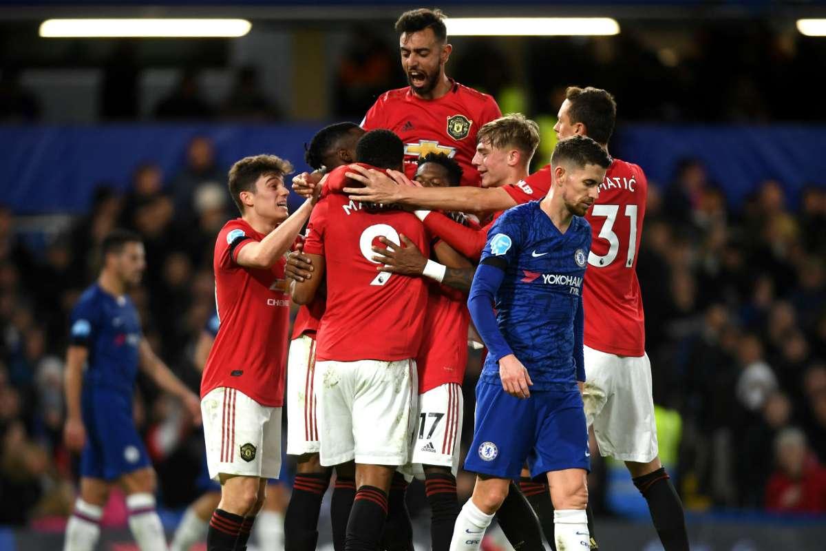 Trận thua Man Utd phơi bày quá rõ thực trạng của Chelsea - Bóng Đá