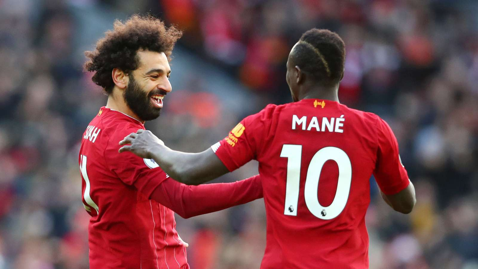 Liverpool star Mohamed Salah questioned over one thing as Lionel Messi comparison made - Bóng Đá