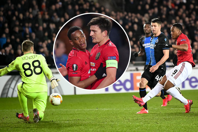 Man Utd tấn công kém hơn Brugge, Solskjaer tốt nhất nên bị sa thải! - Bóng Đá