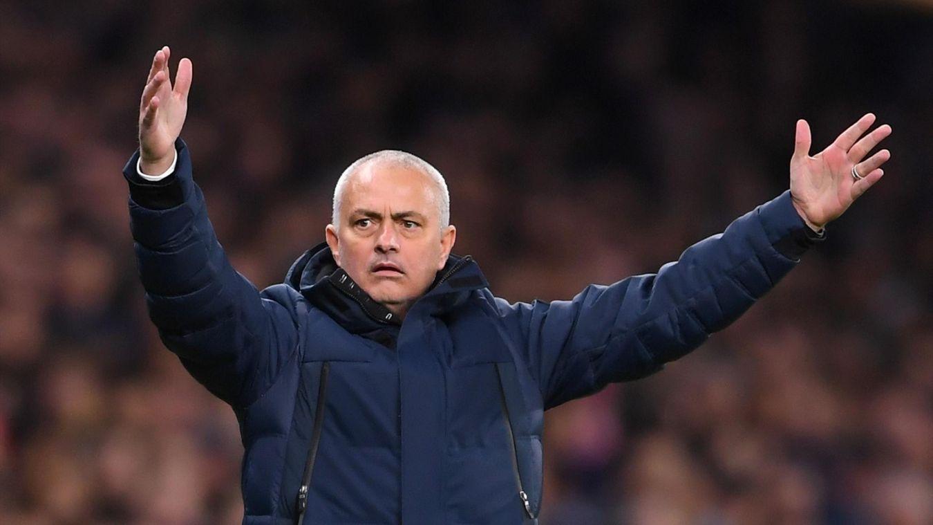 Jose Mourinho chia sẻ nhanh sau trận - Bóng Đá