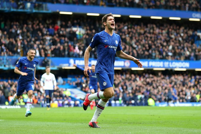 Since he joined Chelsea in 2016, Marcos Alonso has more goals and goal involvements than any other defender in the @premierleague - Bóng Đá