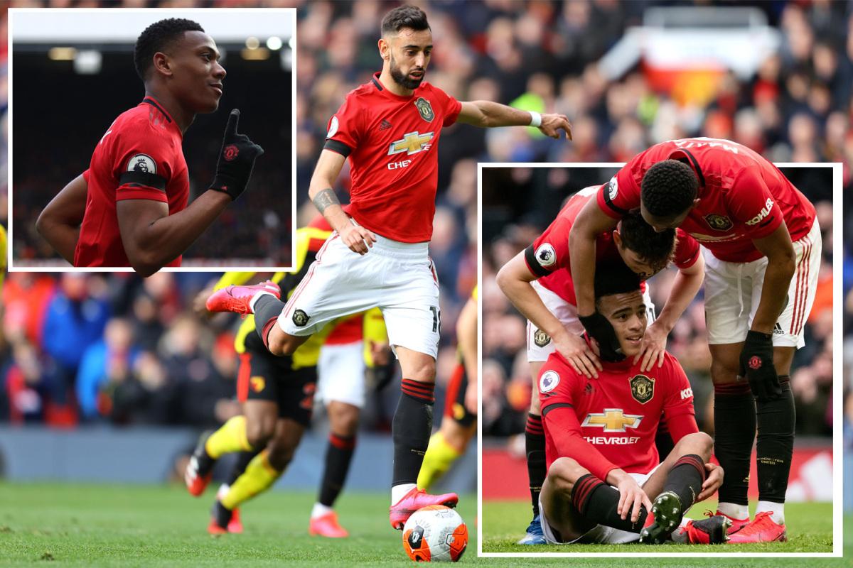Man Utd là đội duy nhất chưa thua l hòa l thắng 3 trận liên tiếp - Bóng Đá
