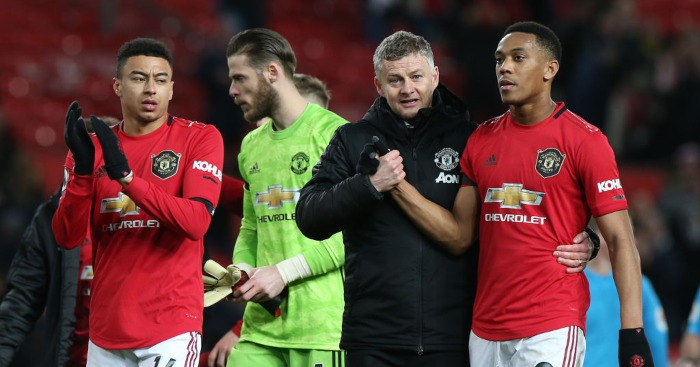 Ole Gunnar Solskjaer warned he could be sacked because of one Man Utd player - Bóng Đá