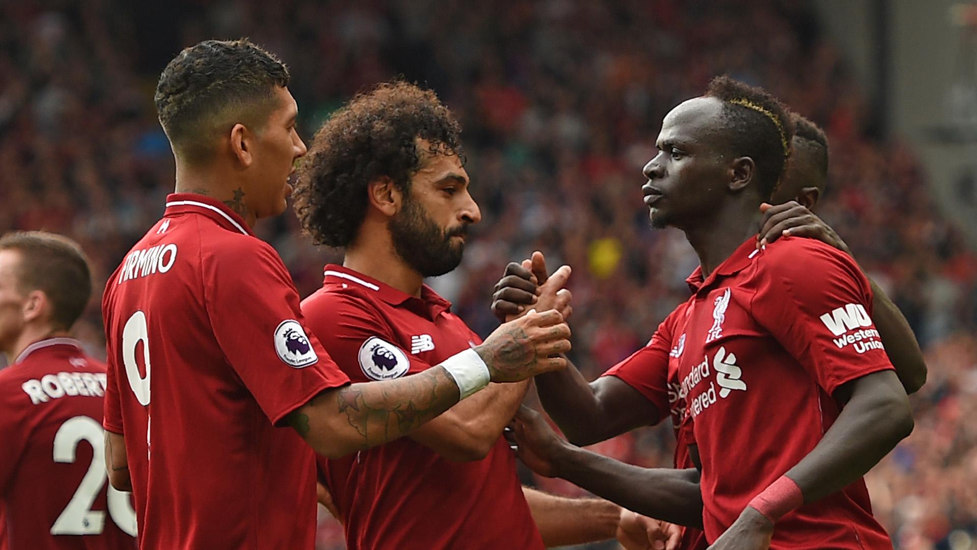 Mohamed Salah using Liverpool as stepping stone for Real Madrid transfer says Gary Neville - Bóng Đá