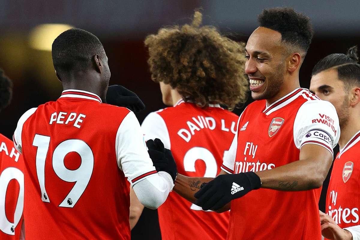 Arsenal could sell Pierre-Emerick Aubameyang l  Sam Allardyce. - Bóng Đá