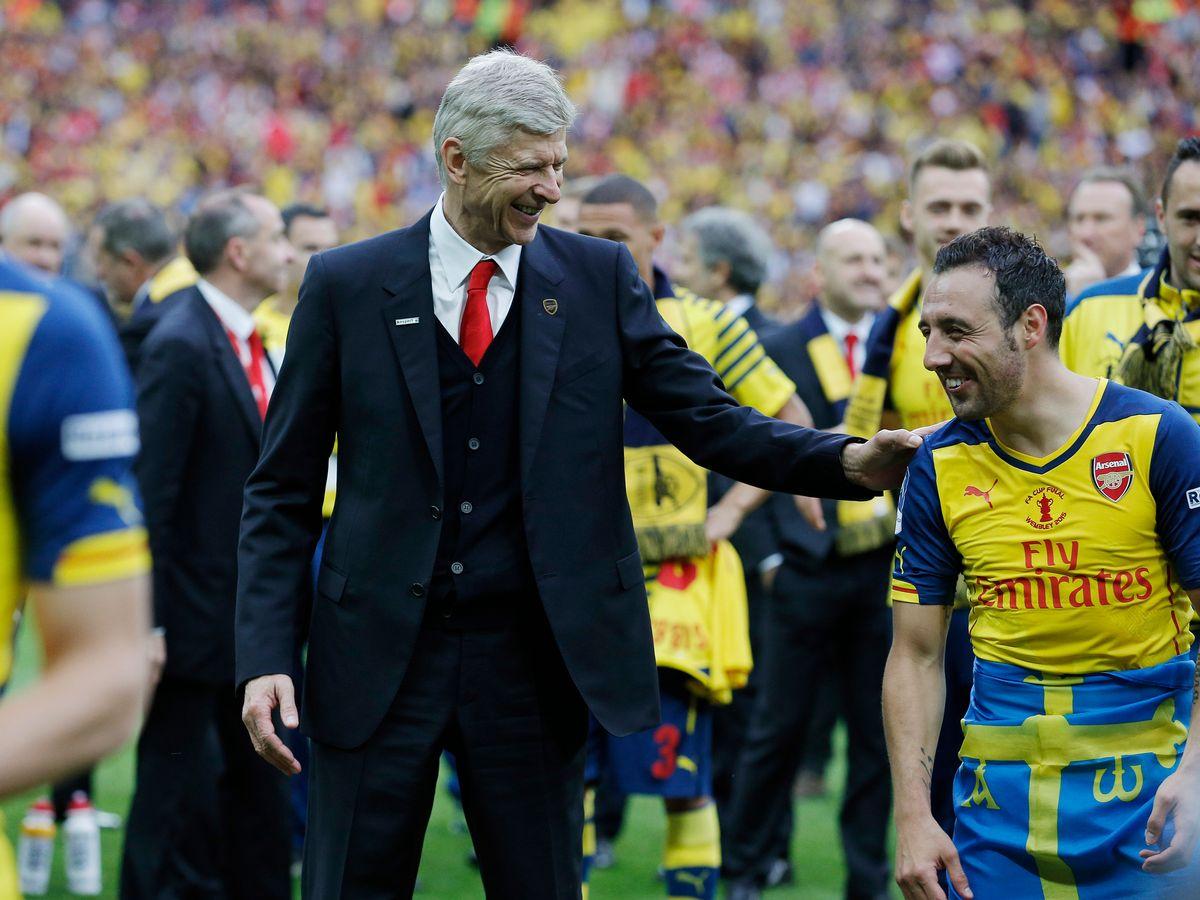 Arsenal đón Wenger và Cazorla trở lại Emirates trong trận farewell - Bóng Đá