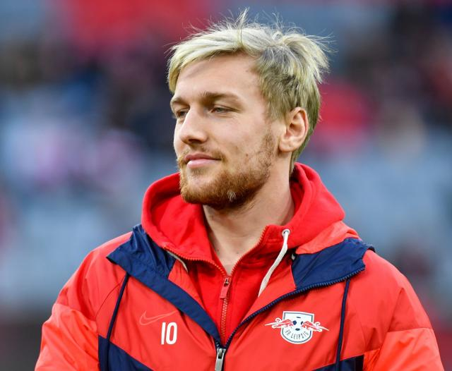 Emil Forsberg muốn rời Leipzig là vì không được trao nhiều cơ hội thể hiện, giá 17 triệu bảng - Bóng Đá