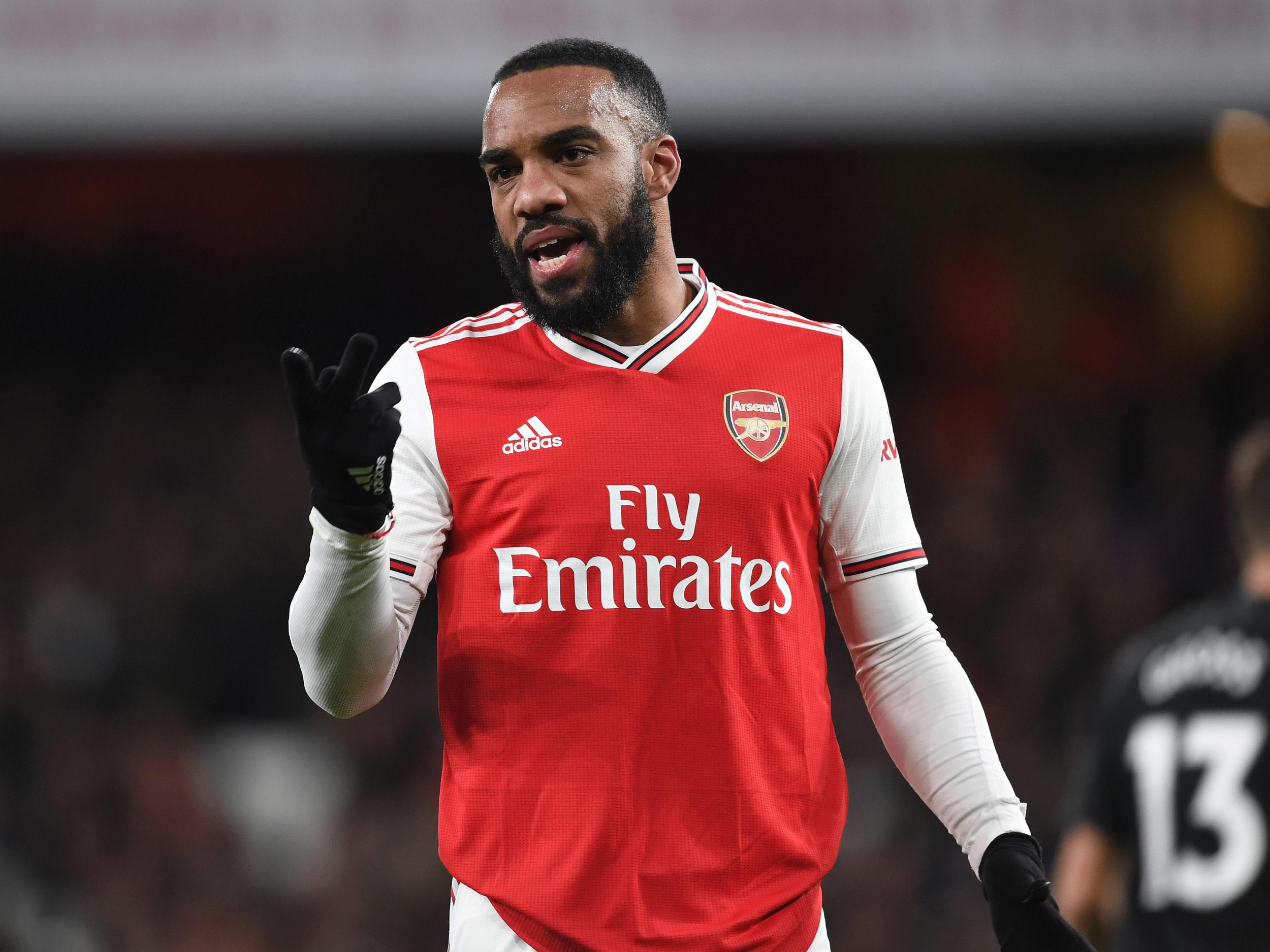 Lacazette đá chính, Arsenal hòa 4 thua 1/ 7 trận - Bóng Đá