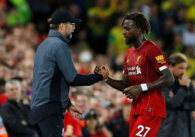 Liverpool boss Jurgen Klopp makes Timo Werner transfer decision because of Divock Origi - Bóng Đá