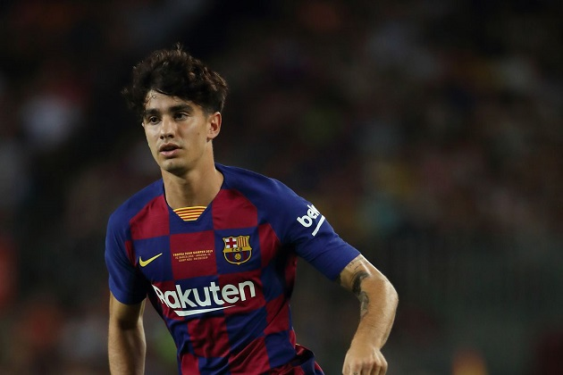 Setien reportedly set to promote two Barca B gems next season – who are they? - Bó.ng Đá.