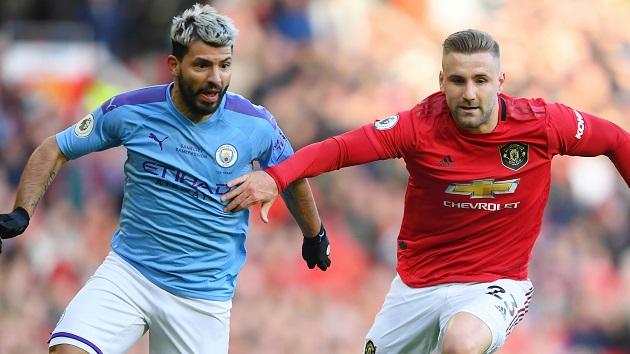 Tỉ lệ kết thúc đợt tấn công của Man City trước Man Utd: 5%, thấp nhất giải - Bóng Đá