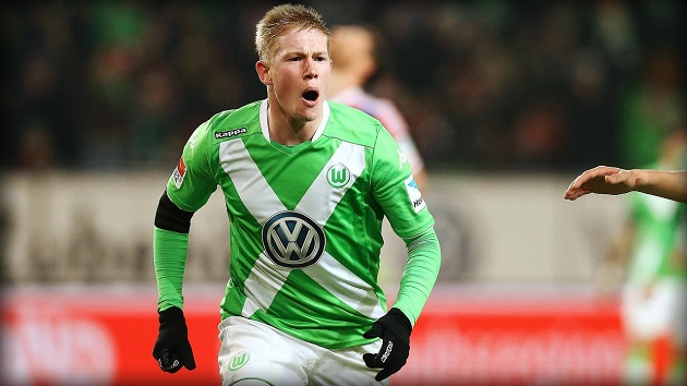 Rời xa Bundesliga 5 năm, Kevin De Bruyne vẫn nắm giữ kỷ lục kiến tạo tại Bundesliga - Bóng Đá