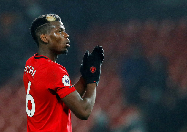 Pogba ở lại, Man Utd vẫn muốn có Declan Rice, Denis Zakaria, Jude Bellingham  - Bóng Đá